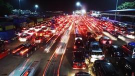 27 Ribu Kendaraan Keluar DKI Sebelum Hari 1 Larangan Mudik