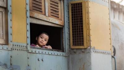 Kegiatan Seru untuk Anak agar Anteng Saat Mudik Naik Kereta
