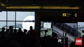 Bandara Halim Sudah Beroperasi Normal