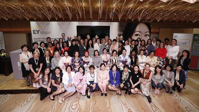 Pengusaha Elidawati Ali Oemar terpilih mewakili wanita pengusaha Indonesia dalam ajang Entrepreneurial Winning Women.
