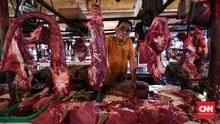 Harga Daging dan Cabai Rawit Kian Menggigit Jelang Lebaran