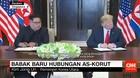 Donald Trump & Kim Jong Un Menandatangani Dokumen Pertemuan