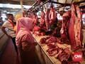 Harga Daging Sapi dan Cabai Terjun Bebas Usai Lebaran