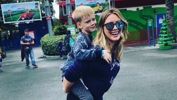 Respons Hilary Duff Saat Ditanya Putranya 'Kenapa Ibu Kerja?'