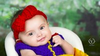 <p>Ya ampun, senyum Putri Salju cilik ini nggemesin banget. (Foto: Instagram/@vanessazibetti_photography) </p>