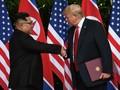 Trump Akan Bertemu Kim Jong-un Akhir Februari