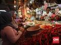 Kian 'Pedas', Harga Cabai Rawit Tembus Rp70 Ribu per Kg