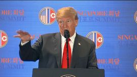 VIDEO: Trump Sebut Perlucutan Rudal Butuh Waktu Lama