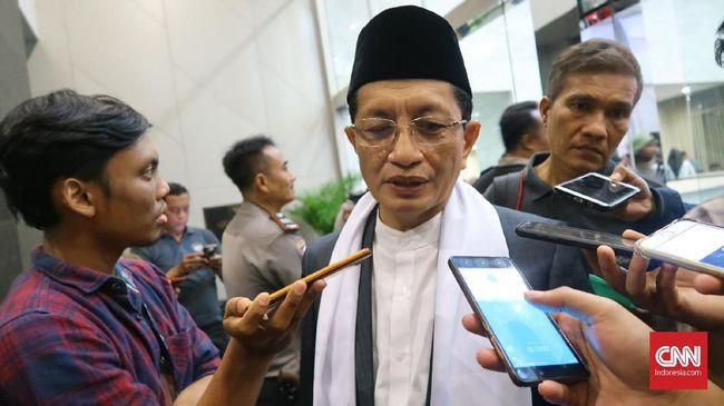 Imam Besar Masjid Istiqlal Nasaruddin Umar menyatakan menjadi umat Islam yang baik tidak harus kearab-araban, dalam artian tak perlu menjadi seperti orang Arab.