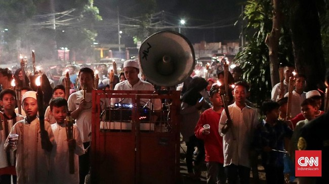 RK Larang Takbir Keliling di Jabar, Polisi Siap Razia