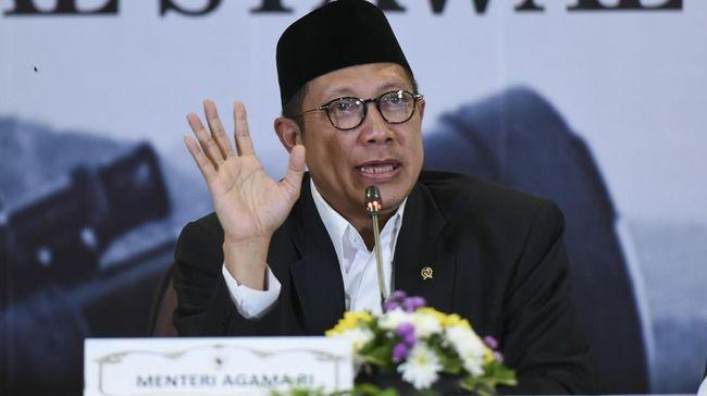 Menag Lukman menolak memberikan penjelasan soal uang yang disita KPK. Menurutnya, keterangan hanya akan lebih dulu disampaikan kepada KPK.