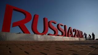 Tonton Final Piala Dunia di Moskow, Anak Najib Razak Dikritik