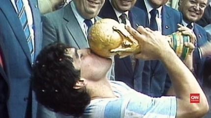 VIDEO: Piala Dunia, Puncak Prestasi Pesepakbola