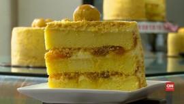 VIDEO: Bentuk Baru Kue Nastar,dari Rasa Teh Hijau sampai Cake