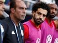 Mohamed Salah Masih Kesulitan Pakai Jersey