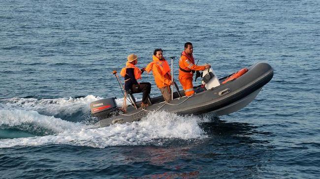 KM Sandoro dikabarkan hilang kontak di perairan kepulauan Aru, Maluku, usai mengalami mati mesin pada Jumat (5/2).