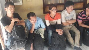 20 WNA Ditangkap di Palembang karena Buka Terapi Tanpa Izin