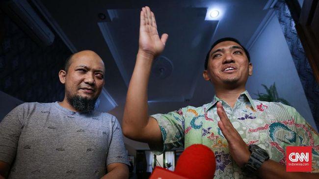 WP KPK meminta Presiden Jokowi memilih Dewan Pengawas KPK yang berbeda tipenya dengan pimpinan KPK yang baru.