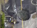 FOTO: Kepanikan di Jepang Kala Gempa 6,1 SR Mengguncang