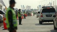 Libur Panjang, Polisi Akan Buka-Tutup Rest Area Tol Cikampek