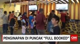 Penginapan di Puncak ''Full Booked''