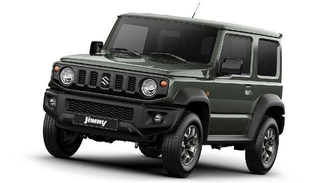 Suzuki Lempar Kode, Jimny 'Launching' di GIIAS 2019