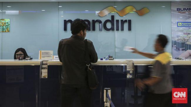 Bank Mandiri Eror Saldo Nasabah Berubah Drastis