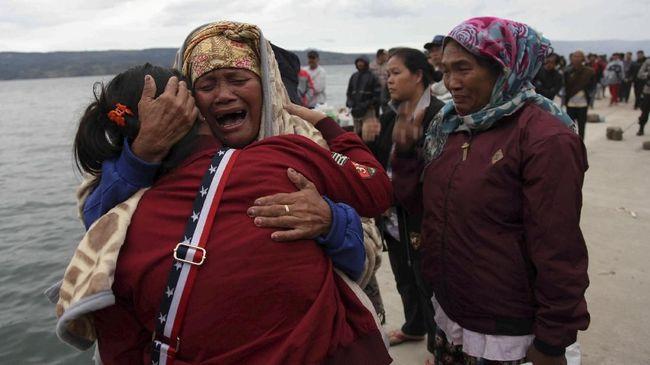 Presiden Joko Widodo menjamin santunan untuk korban tenggelamnya KM Sinar Bangun dan keluarga yang ditinggalkan.