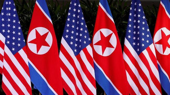 Korut-AS Negosiasi di Negara Asia Jelang Pertemuan Kim-Trump