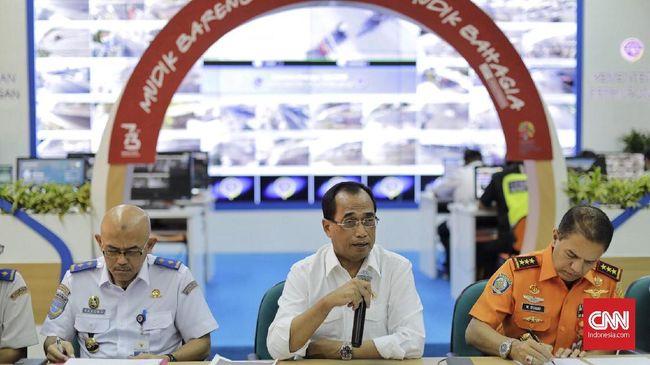 Menhub Budi Karya Sumardi belum mau menunjuk secara spesifik pihak yang harus bertanggung jawab dalam insiden tenggelamnya KM Sinar Bangun di Danau Toba.
