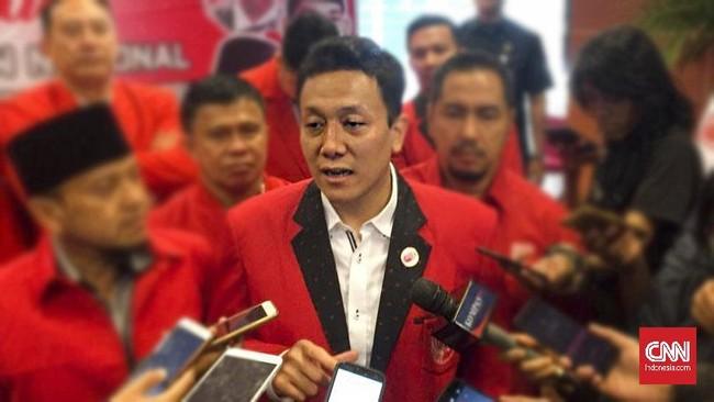 Diaz Hendropriyono Mundur dari Ketum PKPI: Perlu Penyegaran