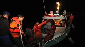 Kapal Feri KMP Yunice Tenggelam di Selat Bali