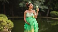 <p>Ini Putri Tiana yang ada di 'The Princess and the Frog'. (Foto: Facebook/penelopeandeline)</p>