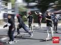 FOTO: Perayaan 'Lebaran' Skateboarders di Jakarta
