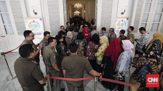 Wali Kota Jakarta Selatan Marullah Matali meraih nilai tertinggi dalam sesi tes tertulis dan penulisan makalah untuk jabatan Sekretaris Daerah DKI.