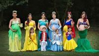<p>Fotografer bernama Penelope Andeline dari Sao Paolo ini dengan kreatif memfoto para ibu hamil alias bumil ini bak putri dari negeri dongeng. Lihat, cantik kan, Bun? (Foto: Instagram/penelopeandeline)</p>