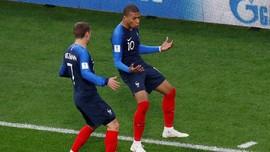 Prediksi Denmark vs Prancis di Grup C Piala Dunia 2018