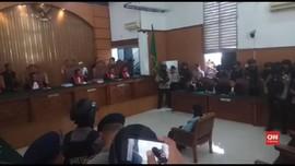 VIDEO: PN Jakarta Selatan Vonis Mati Aman Abdurrahman