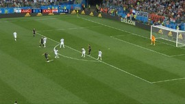 VIDEO: Highlights Gol-gol Kroasia ke Gawang Argentina
