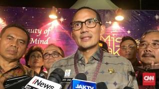 Buka Malam Muda-Mudi, Sandi Ingin Ekonomi Jakarta Bergeliat