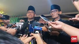 Survei SMRC: 27 Persen Pemilih Gerindra Pilih Anies dan Sandi