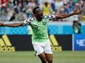 Penyerang Nigeria: Tidak Sulit Membobol Gawang Argentina