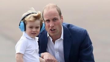 Bagi Pangeran William, Ganti Popok Jadi Tugas Ayah yang Sulit