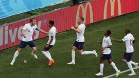 Kane Hanya Butuh Dua Laga Piala Dunia untuk Samai Gol Messi