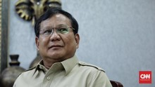 Waketum Sebut Prabowo Setuju Jadi Ketum Gerindra Lagi