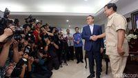 Bertemu Prabowo, Zulkifli Hasan: Proses Penjajakan Koalisi
