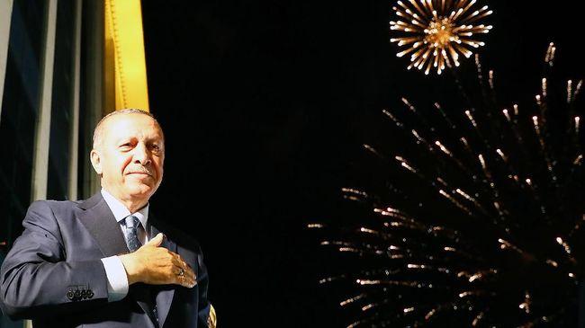 Erdogan Tunjuk Menantu Jadi Menteri Keuangan Turki