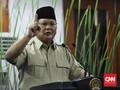 Halalbihalal, Prabowo Sebut Rizal Ramli Calon Presiden