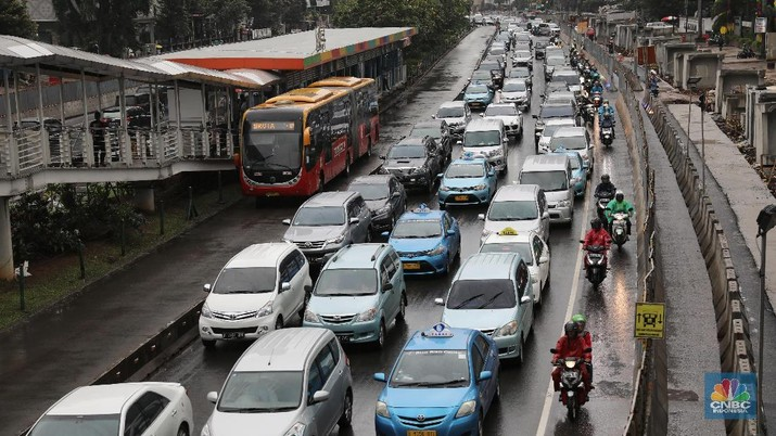 Aturan Ganjil-Genap Diperluas di Jakarta, Ini Info Lengkapnya
