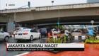Jakarta Kembali Macet